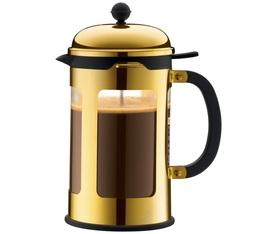 Cafetière à Piston New Chambord dorée 1,5 L - Bodum