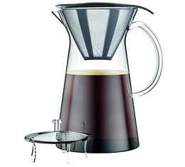 BODUM 'Cin Cin' pour over coffee maker for 8 cups - 1L capacity