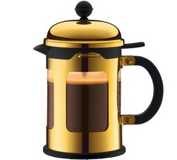 Bodum Chambord French Press New design in gold 500ml