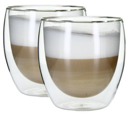 2x25cl Pavina double wall glasses - Bodum