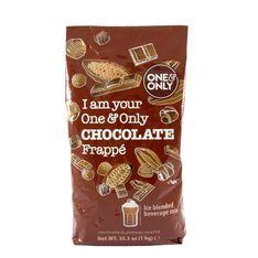 Boisson frappée 'Chocolat frappé' 1Kg - One & Only