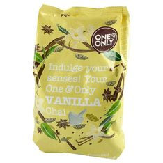 Boisson frappée 'Vanille Chai' 1Kg - One and Only