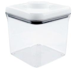 Boite à café avec vide d'air POP Oxo - 680g/2.3L en plastique transparent