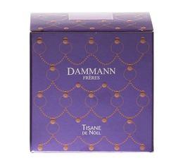 Tisane de Noel - Boîte de 25 sachets cristal  - Dammann Frères