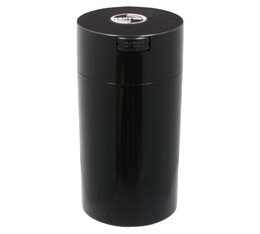Tightvac Coffeevac vacuum-sealed black food container - 400g capacity