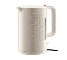 Bouilloire électrique Bodum Bistro blanc crème 1,5L