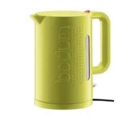 Bouilloire électrique Bodum Bistro vert citron 1,5L
