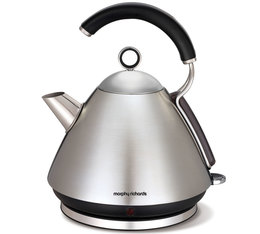 Bouilloire électrique Accents Refresh inox 1.5L - Morphy Richards