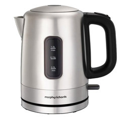Bouilloire Accent Mini M101005EE Inox - Morphy Richards
