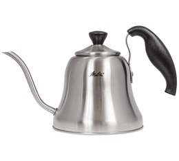 Stainless steel pour over kettle - Melitta