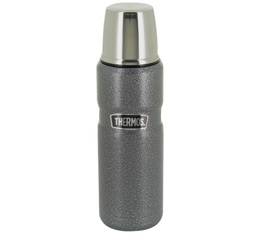 Bouteille King Hammertone Gris 47cl - Thermos