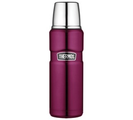 Bouteille Stainless King Inox 47 cl framboise - Thermos