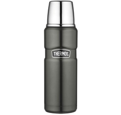 Bouteille isotherme King Gris 47 cl-Thermos