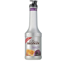 Purée de Fruit de Monin - Fruit de la Passion - 1L