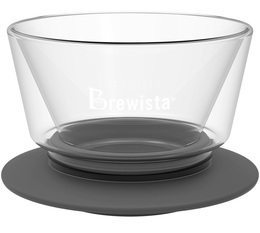 Dripper Brewista Smart Dripper fond plat en verre 4 tasses