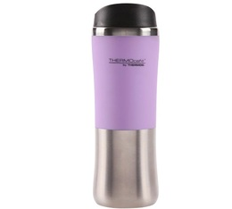 THERMOcafé Stainless steel insulated travel mug in Lilac - 300ml - THERMOS
