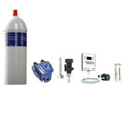 Kit de filtration complet pour machine à café professionnelle - Brita Purity Finest C1100
