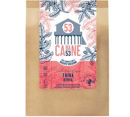 Cabane 53 Ground Coffee Pure Origin Thika Kenya - 250g