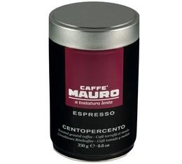 Café moulu 100% ARABICA Centopercento - 250gr - Caffe Mauro