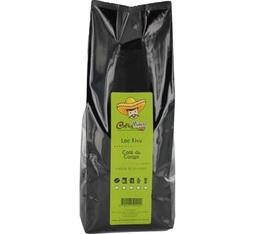 Café en grains Congo Kivu Bord du lac - 1 kg