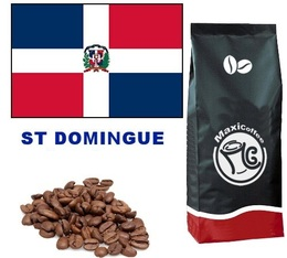 Café en grains Saint Domingue Sanocoa - 1 kg