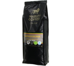 Café en grains Marley Coffee - 1Kg - Buffalo Soldier