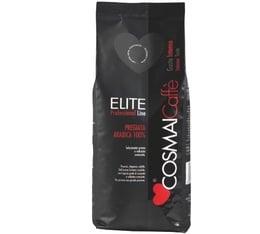 Café en grains Elite noir Spécial Bar - 1 kg - Cosmai Caffè