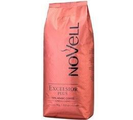 Café en grains Novell Excelsior Plus - 100% Arabica - 1kg