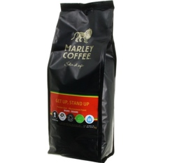 Café en grains bio Marley Coffee - 1Kg - Get Up Stand Up
