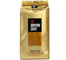 Café en grains Linea Oro 100% Arabica - 1kg - Goppion Caffe