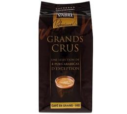 Café en grains Jacques Vabre Grands Crus - 1kg