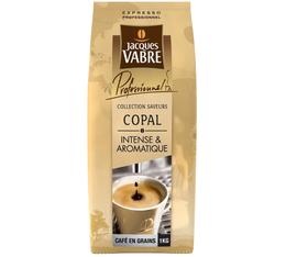 Café en grains Copal - 1kg - Jacques Vabre
