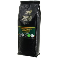 Café en grains bio Marley Coffee - 1Kg - Kingston City
