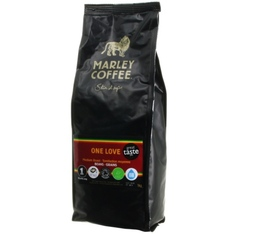 Café en grains Marley Coffee - 1Kg - One Love