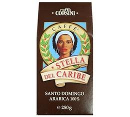 Café moulu Corsini Stella Del Caribe 'Santo Domingo' 250g