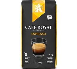 Café moulu Espresso - 100% Arabica- Café Royal  - 250g