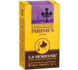 Café moulu La Semeuse : Parisien - 250g