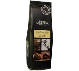 Café moulu aromatisé Vanille - Maison Taillefer - 125g