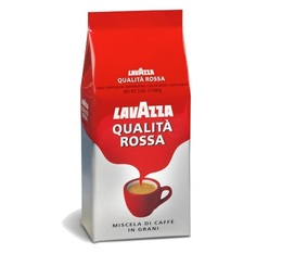 Café en grains Qualita Rossa Lavazza - 1 Kg