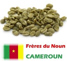 Café vert Frères du Noun - Cameroun - 1Kg