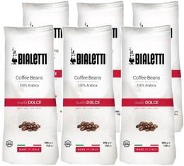 Café en grains 100% Arabica - 6x500g - Bialetti