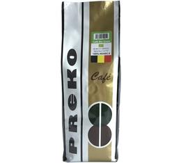 Café en grains Preko Bio - 100% Arabica - 1kg - Cafés Preko