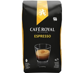 Café en grains Espresso - 100% Arabica - Café Royal  - 1kg