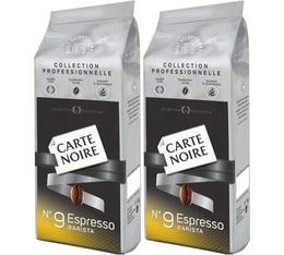 Café en Grains Carte Noire N°9 Espresso Barista - 2 Kg