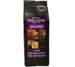 Café en grains Dégustation - 250g - Maison Taillefer