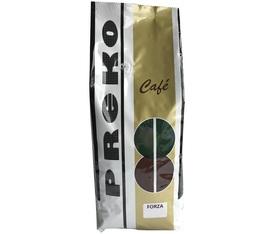 Café en grains Forza - Arabica/Robusta - 1kg - Cafés Preko