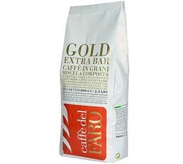 Café en grains - Gold Extra Bar - 1kg - Caffè del Faro