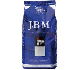 Goppion Caffè JBM coffee beans with Blue Mountain - 1kg