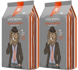 Café en grains Prince Chester - 2x500g - Café Royal