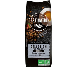 Café en grains bio 100% Arabica Sélection - 250g - Destination